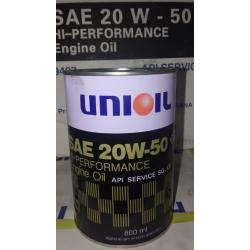 Unioil Gold 0.8lt Sae 10/40