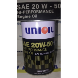 Unioil Gold 1lt Sae 20/50